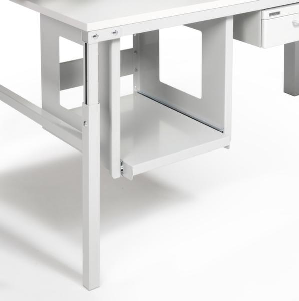 Druckerauszug F Packtisch Hxbxt 506x500x535mm F Drucker Hxbxt