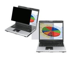 Fellowes® Blickschutzfilter PrivaScreen™ Blackout f Laptop+Monitor/4800001 4:3