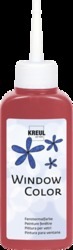 KREUL Window Color/42737 dunkelrot 80 ml
