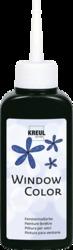 KREUL Window Color/42723 schwarz 80 ml