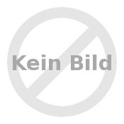 FALKEN Ordner Chromocolor schwarz/11285400, schwarz, Rücken 80mm, für A4
